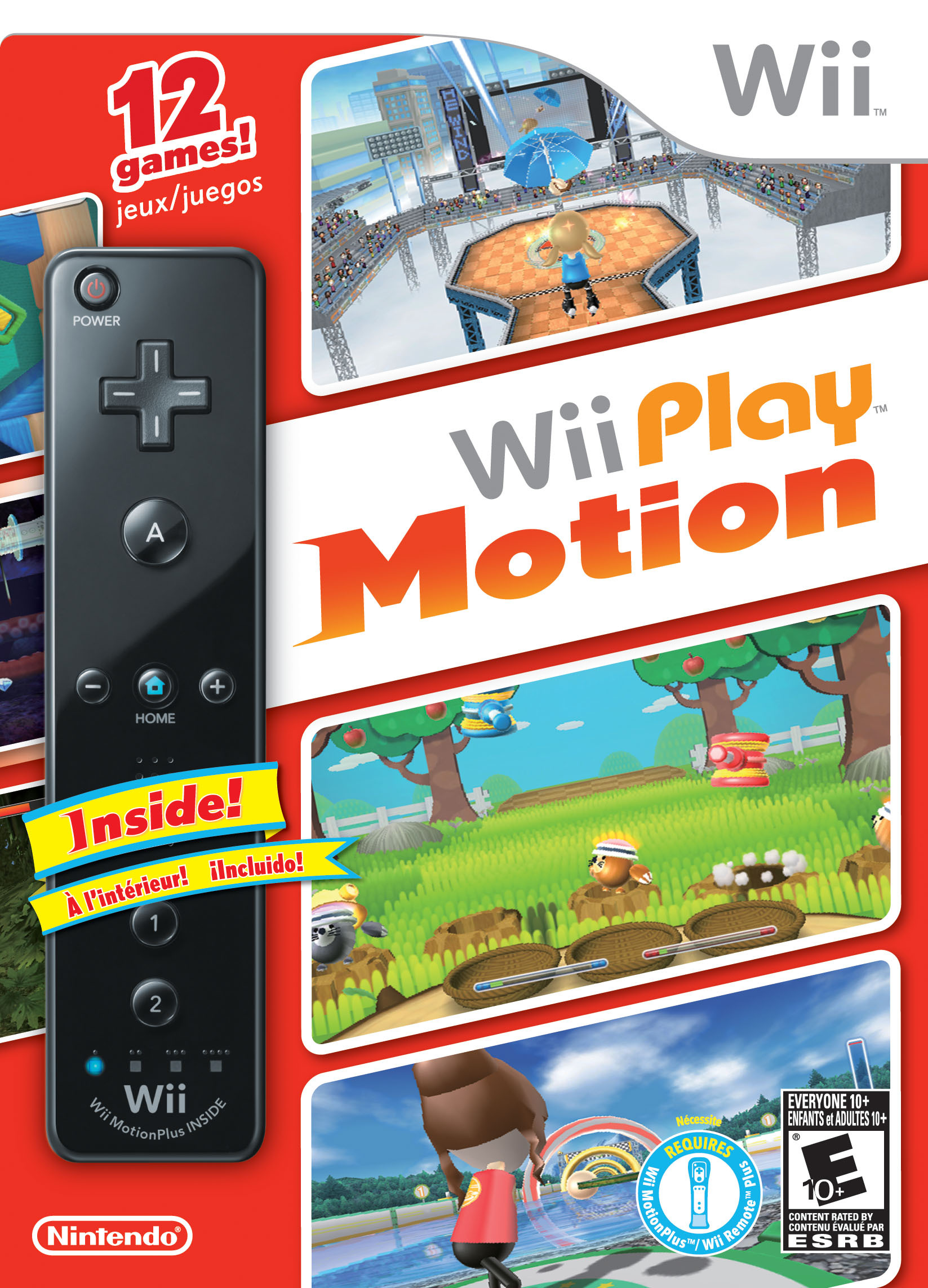 Wii Play Motion