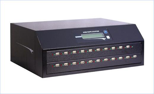 21 Port Kanguru USB Duplicator