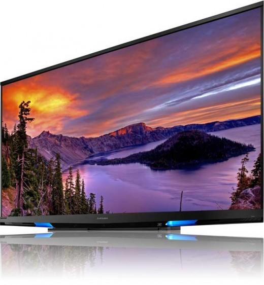 Mitsubishi L75-A94 LaserVue TV