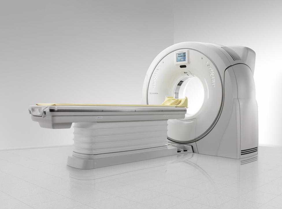 Scenaria 64-slice CT scanner