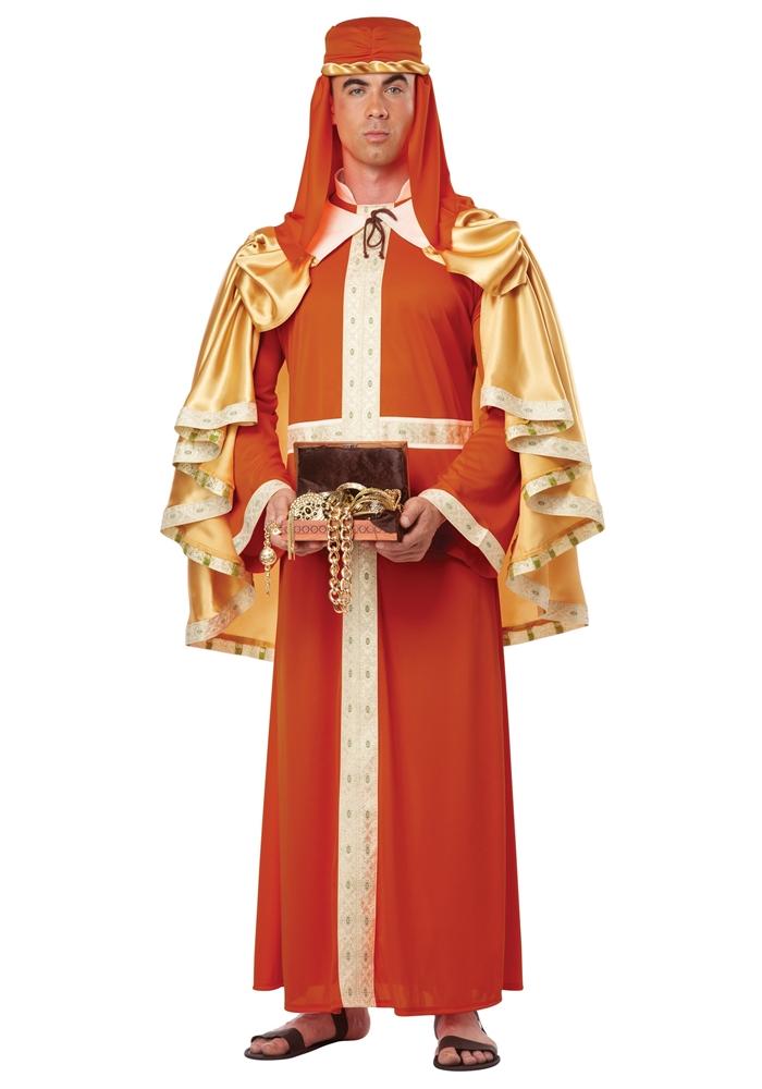 Three Wise Men Gaspar Of India Adult Mens Costume 326878