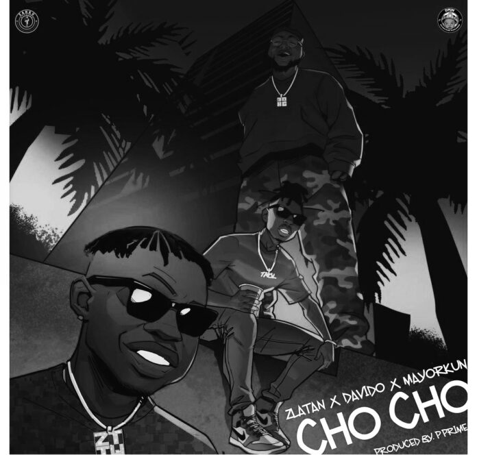 Zlatan – Cho Cho ft Davido Mayorkun Instrumental