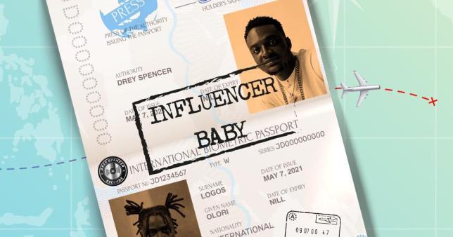 influencer baby