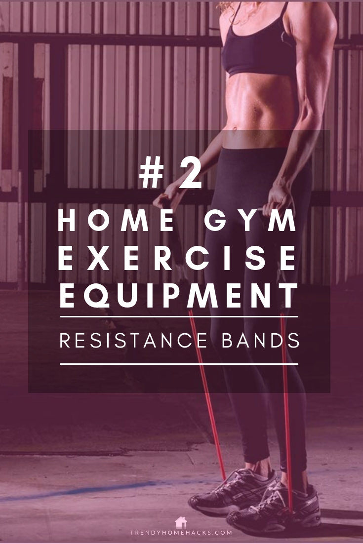 Home Gym Exercise Equipment for Weight Loss & Toning