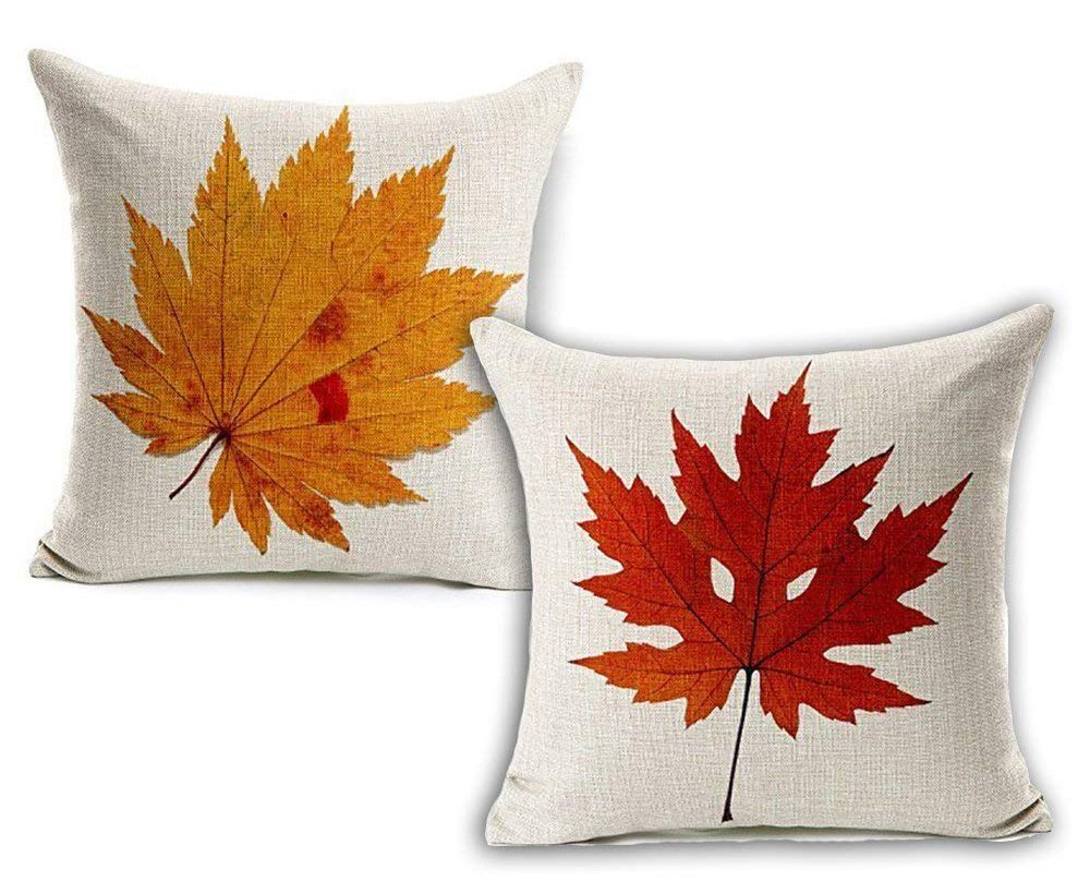 Fall Inspired Throw Pillow Covers Trendy Home Hacks