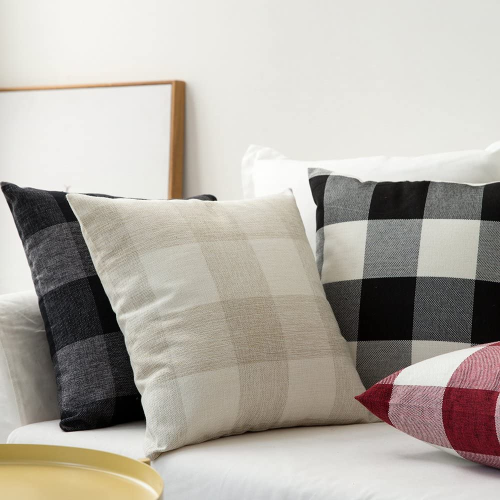 Checkers-Pillowcases