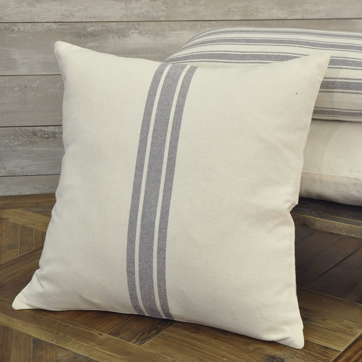 Grain-Sack-Ticking-Stripe-Pillowcase