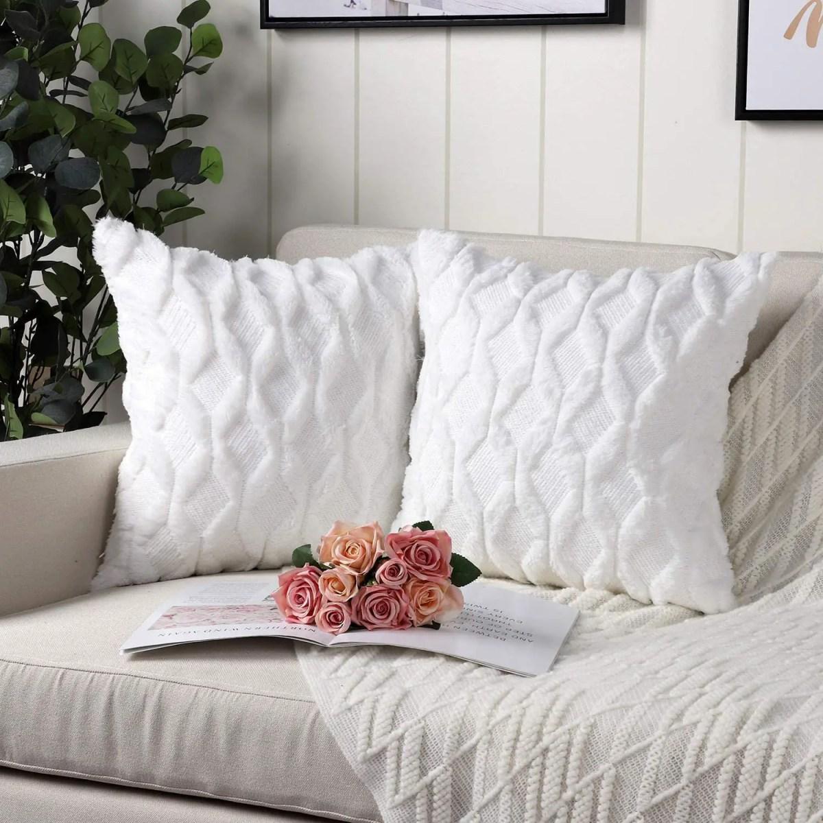 Wool-Velvet-Pillow-Covers-White