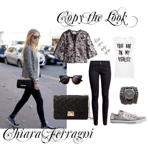 Copy the look: Chiara Ferragni