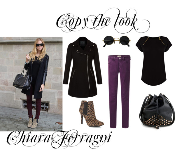 Copy The Look: Chiara con el color de temporada