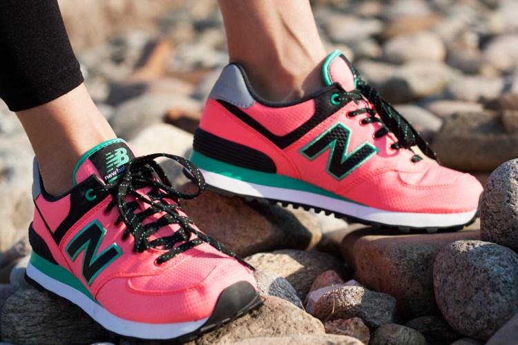Cómo combinar las Zapatillas New Balance