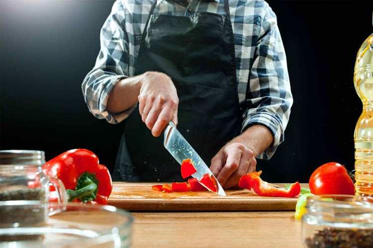 5 razones por las que debes tener tus cuchillos bien afilados para elaborar tus recetas favoritas