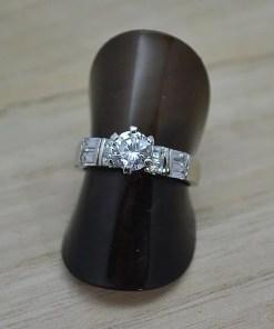 Zilveren dames ring Trento Paris online kopen | Trendy Juweeltjes
