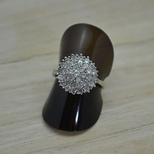 Zilveren verlovingsring Trento Rome online kopen | Trendy Juweeltjes