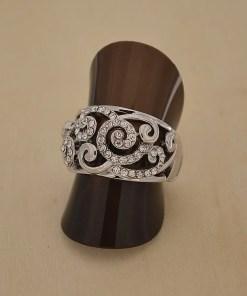 Elastische ring Chartage 6836 - Trendy Juweeltjes