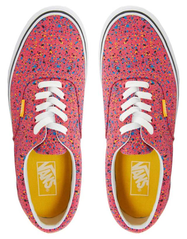 Vans - Era - Baskets effet spray