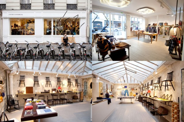 Centre Commercial - Paris