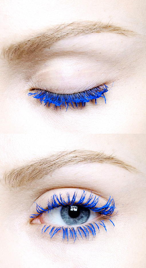 inspiration BLU LASHES