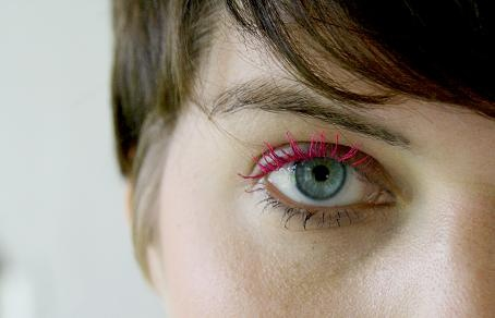 inspiration PINK LASHES