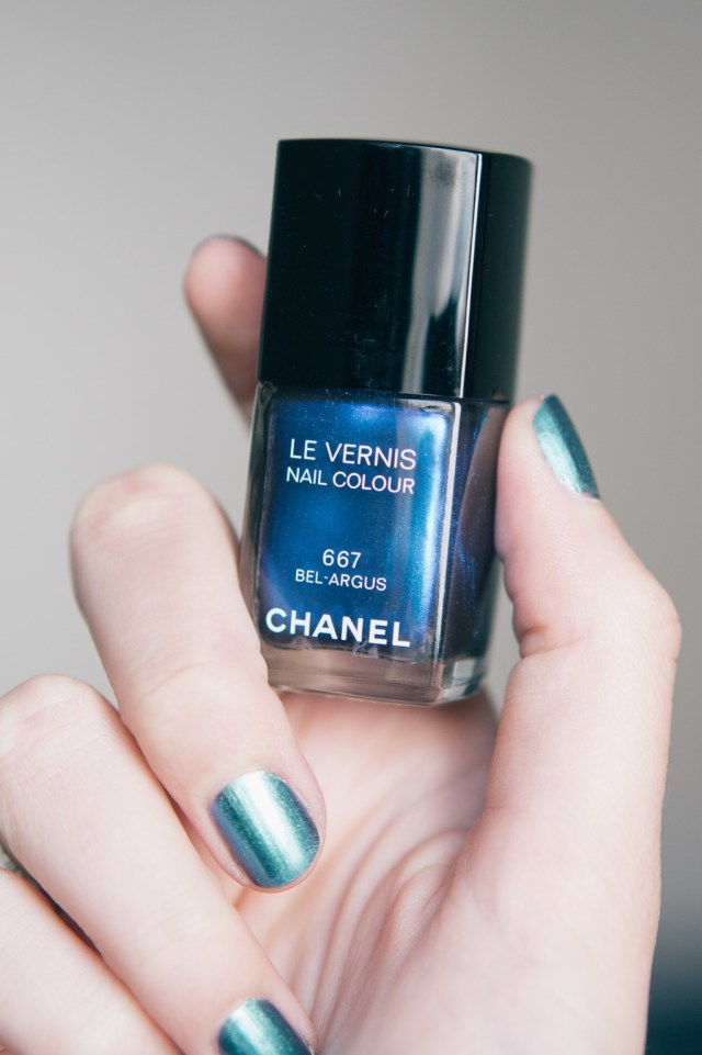Manucure Chanel