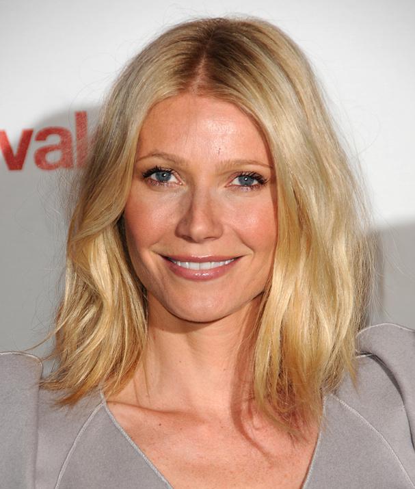 Idées de coupes de cheveux - Gwyneth Paltrow