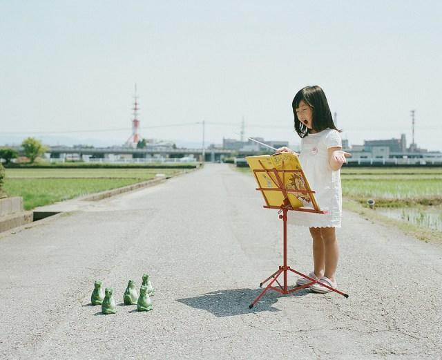Toyokazu - A Chorus of Frogs