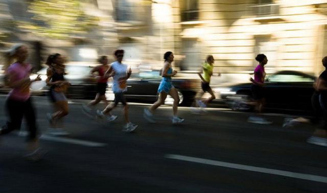 Où courir à Paris