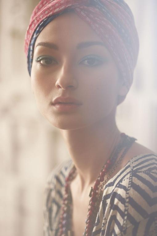 foulard 12