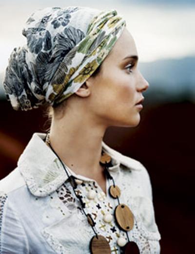 foulard 8