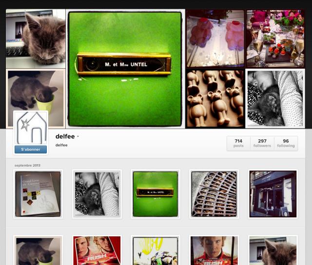Instagram Delfee