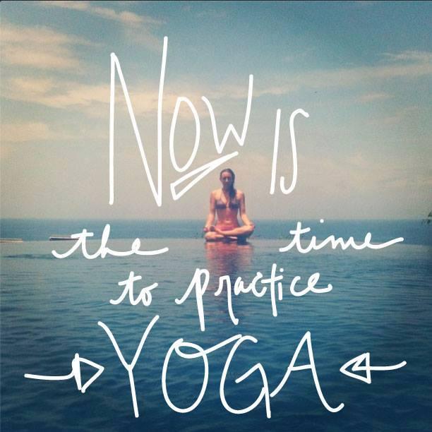 Yoga - practice