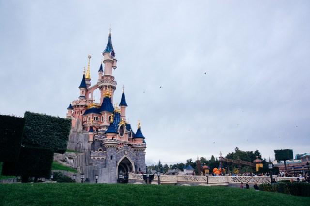 Disneyland Paris Halloween Mini Parade-1