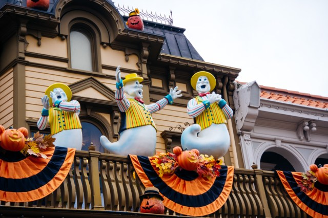 Disneyland Paris Halloween Mini Parade-3