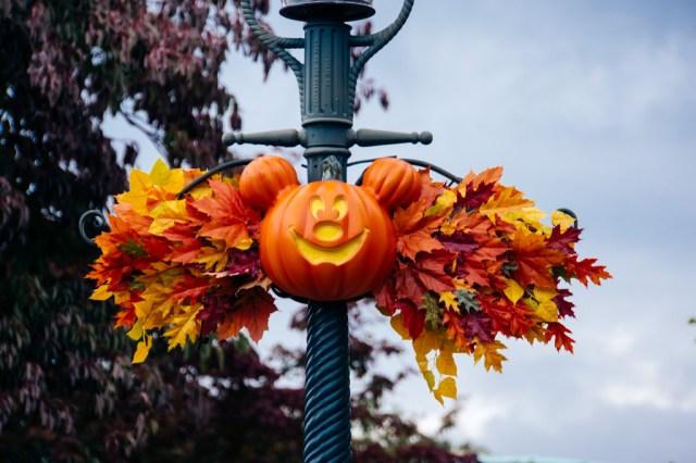 Disneyland Paris Halloween Mini Parade-7