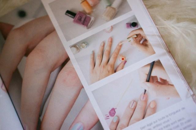 Nail Art - My Little World-2