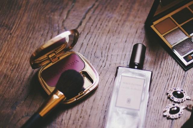 Blush Dolce&Gabbana et parfum Serge Lutens