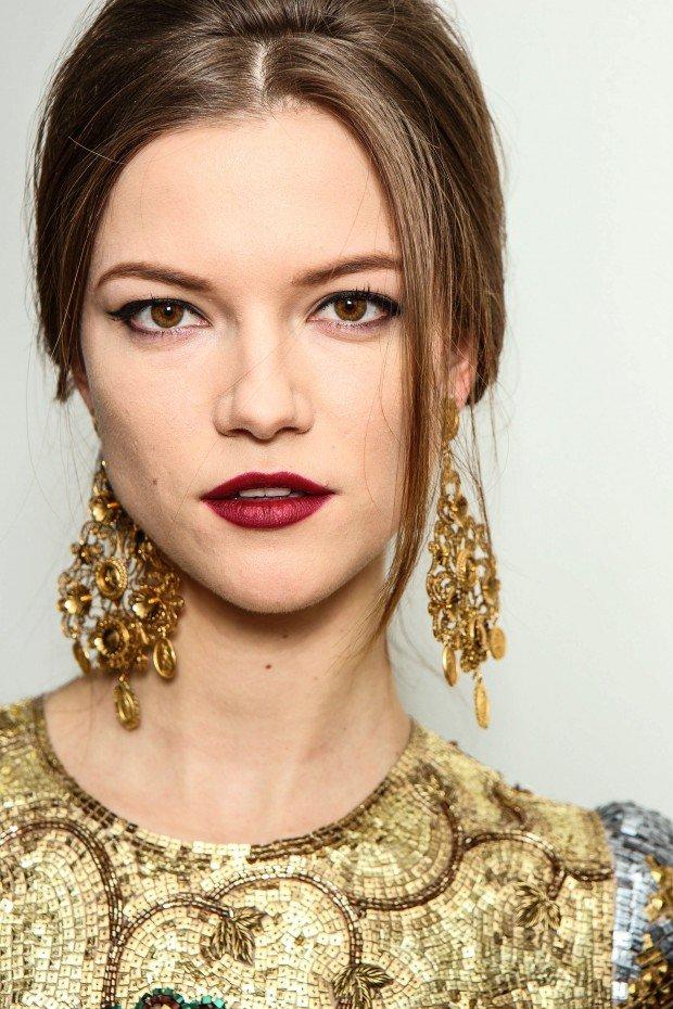 Dolce & Gabbana make up