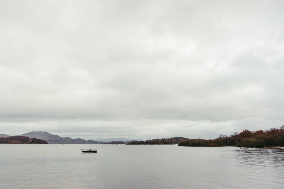 Ecosse - Loch Lomond