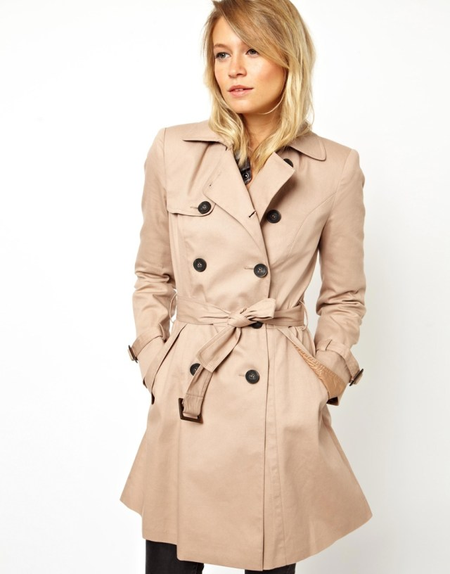 trench Asos 2