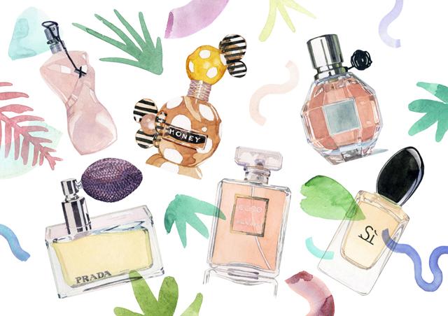 perfumes Marcel George