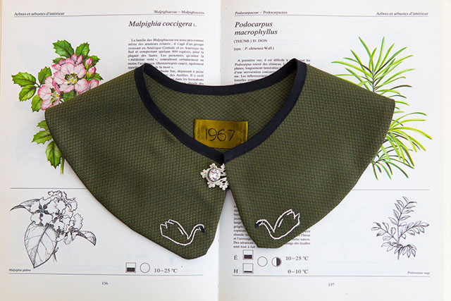 Col - 1967 Broderies