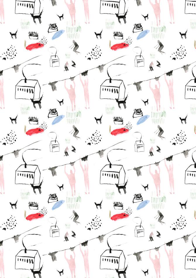 Faye Moorhouse - Pattern