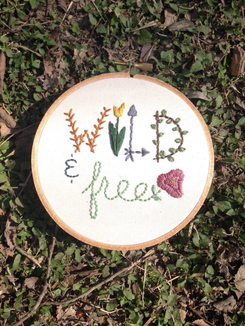 Etsy - Wild and Free