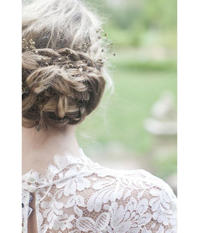 Pinterest Mariage Chignon