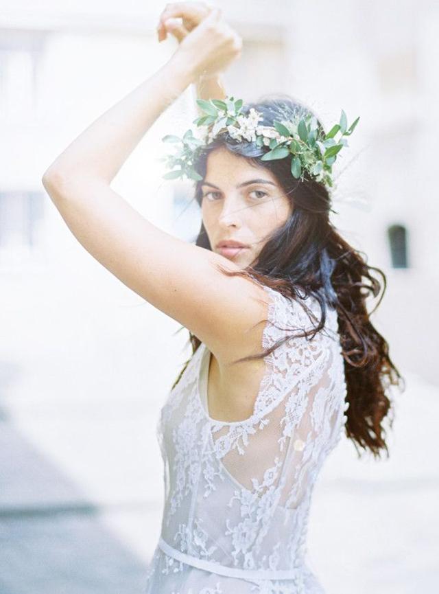 Pinterest Mariage Couronne