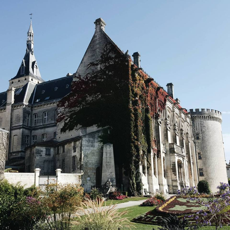 Chateau des Valois