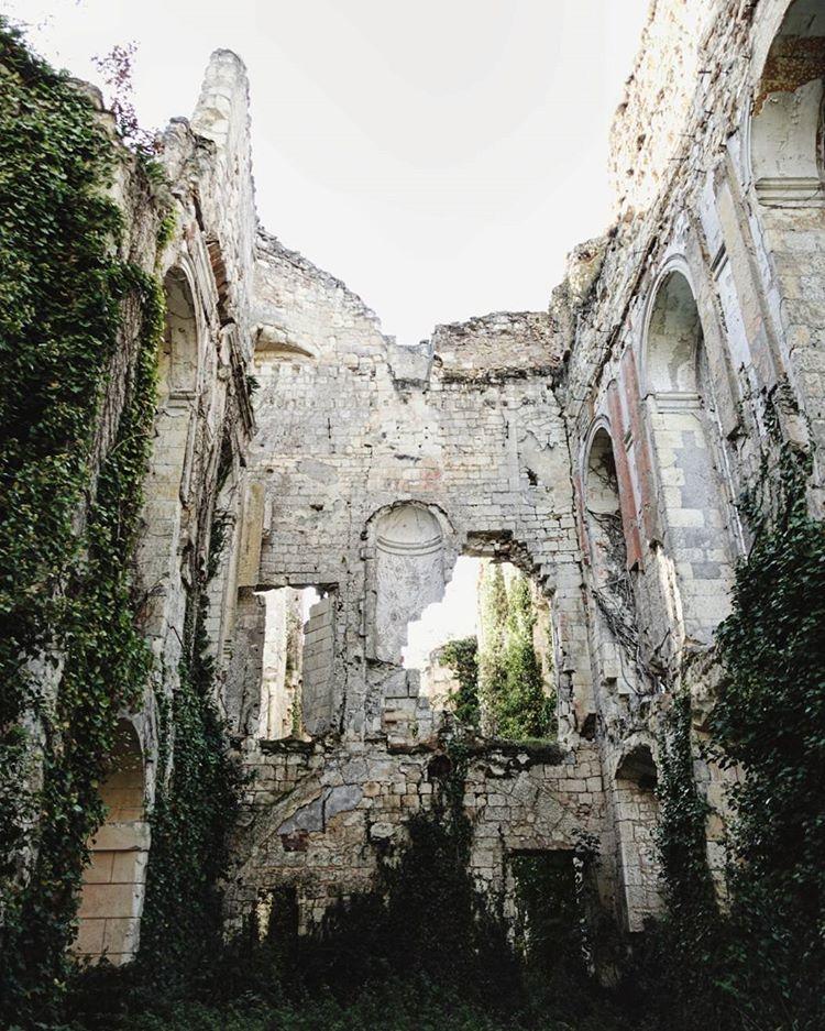 Ruines Montgoger