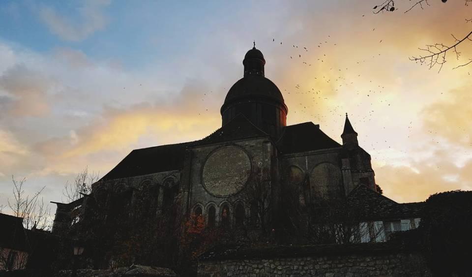 Cathédrale de Provins