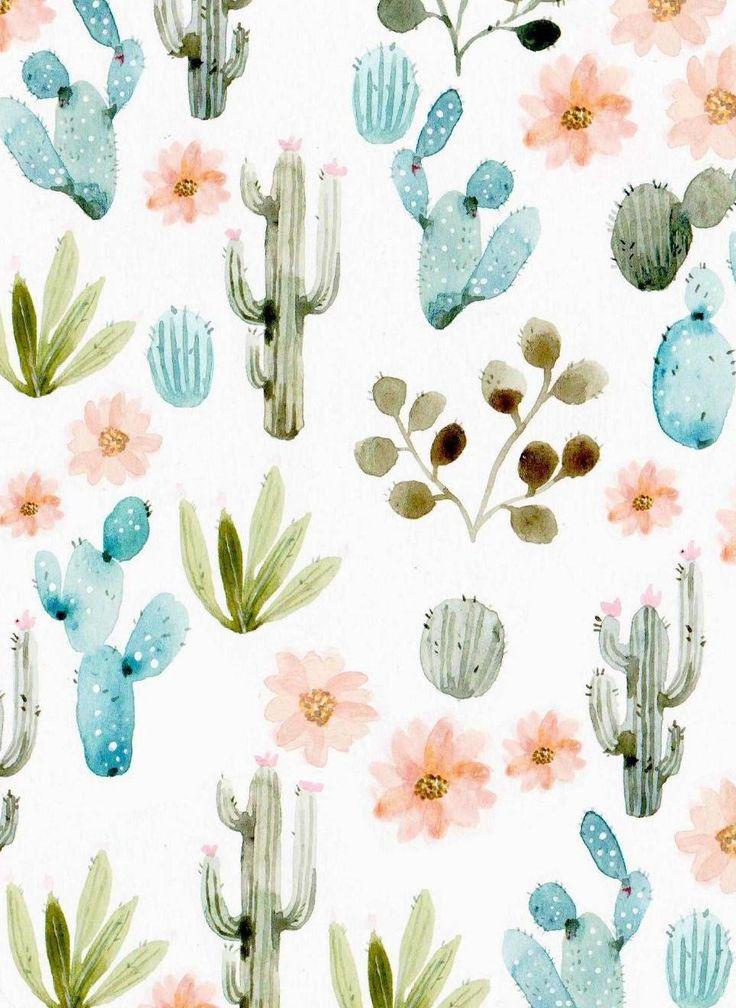 Pin Cactus Pattern