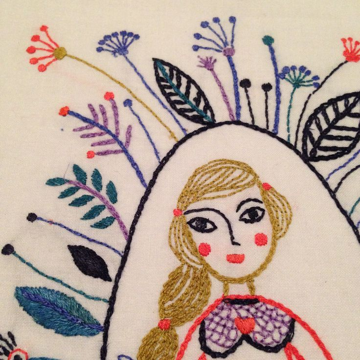 Pin Embroidery